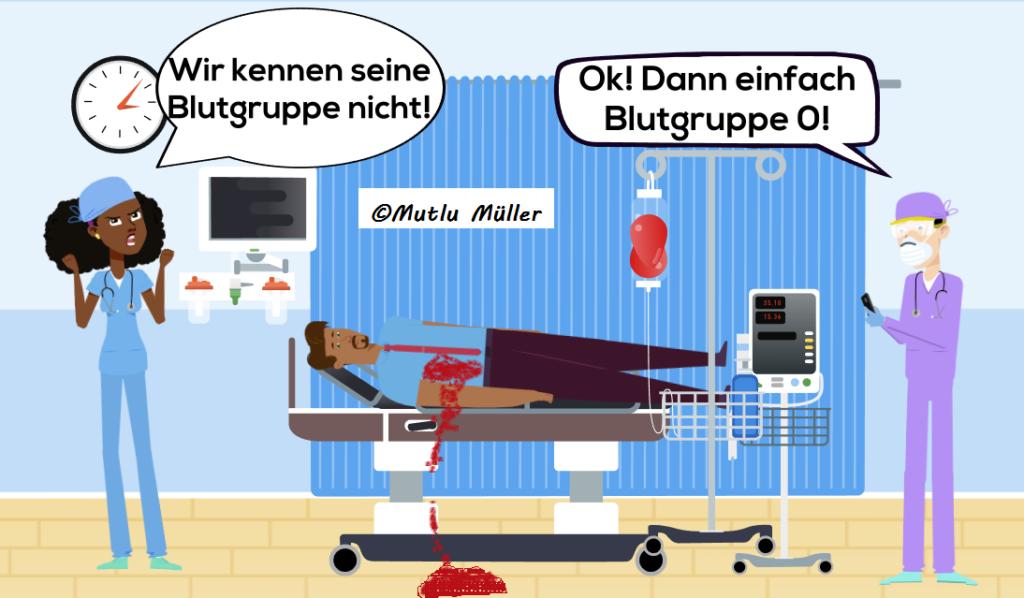 Bluttarnsfusion